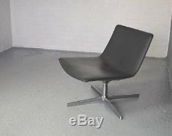 1 Arper Catifa 80 4 Ways Grey Office Reception Chairs