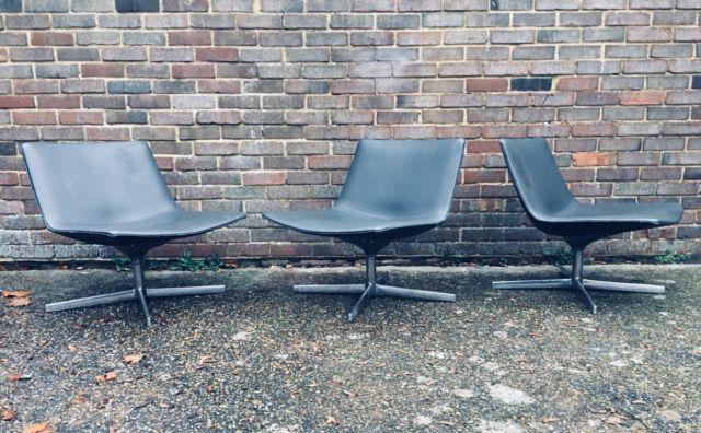 Arper Catifa 80 4 Ways Grey Office Reception Chair