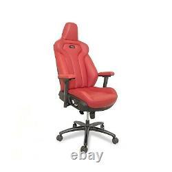 BMW M4 office chair OEM seat leather race sport custom power chair