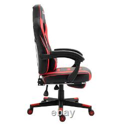 Bigzzia Luxury Gaming Office Chair Home Computer Desk Recliner Chair