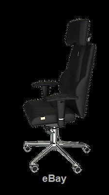 Business Italian Eco leather Ergonomic Office Home Chair Computer Armchair
