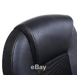 Computer Desk Armchair Chair High Back Leather Orthopedic Executive Swivel 2017