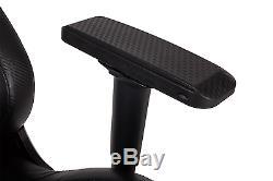 Corsair T1 RACE PVC Leather Adjustable Gaming Chair Black CF-9010001-WW