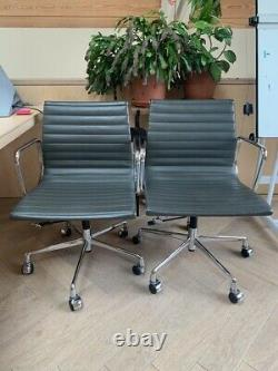 Eames 2x office chairs, great condition, replica