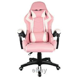 Ergonomic Gaming Chair Swivel Pu Leather Desk Computer Office Chair Adjustable