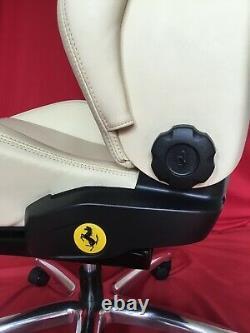 Ferrari 458 Leather Office Chair / Car Seat