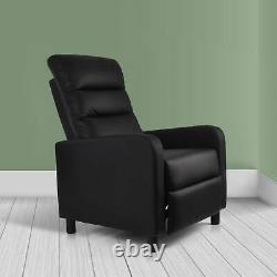 Gaming Racer Recliner Ergonomic Leather Office Computer Chair Cinema Armchair