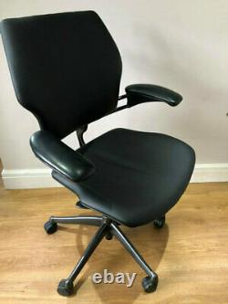 Graphite Black Humanscale Freedom Ergonomic Office Task Chair Free Uk Del