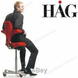 HAG Capisco Leather Office Chair