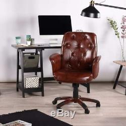 Innovareds-uk Executive Chair 64 x 61.5 x 90-98 cm Office Chair, Retro