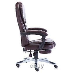 JR Knight Office Gaming Chairs Swivel Leather Computer Chair Home Office PU Seat