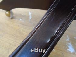 Laura Ashley Franklin Office Chair In Sorrel Leather QA1210172459
