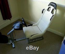 Leather racing Chair