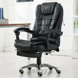 Luxury 360° Massage Office Chair Gaming Chair Swivel Recline Chair Home Chair