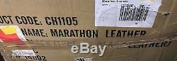 Marathon Leather Office Chair (CH1105)
