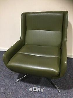 Modern Leather Lounge Chair Reading Office Computer FREE MANCHESTER DELIVERY