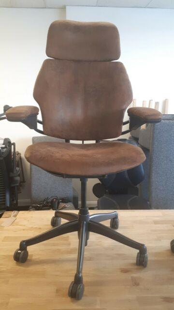 Newly Recovered Vintage Shaaby Chic Humanscale Freedom Ergonomic Chair