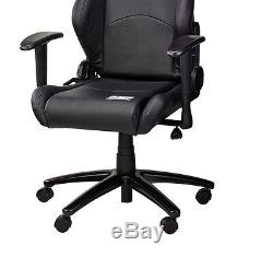 OMP LAMBORGHINI Chair Office Black faux leather