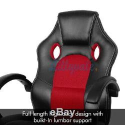 OUT OF STOCK Black Chair Office Luxury Executive Gaming Racing Lift Swivel