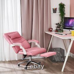 Office Chair Executive Chair Tilt Reclining High Back Chair Home Desk Chair NEW