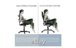 Pc / Gaming Armchair Office Adjustable Pu Leather Sport Computer Swivel Chair
