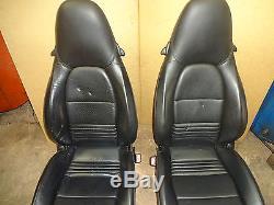 Porsche Boxster Leather Seats Porsche Office Chairs Porsche Leather Seats W14
