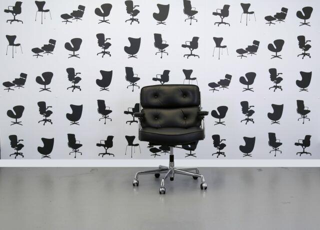 Refurbished Vitra Charles Eames Es 104 Lobby Chair