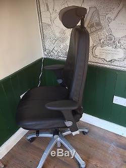 Rh Logic 400 Black Leather Trade Price. £295