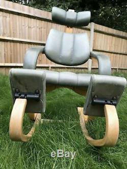 Stokke Varier Rocking Gravity Balans Ergonomic Office Kneeling Chair Orthopedic