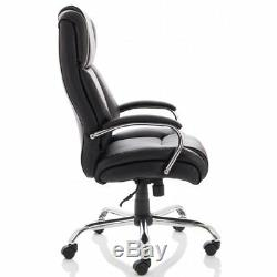 Texas 35 Stone Heavy Duty Bariatric Leather Office Chair