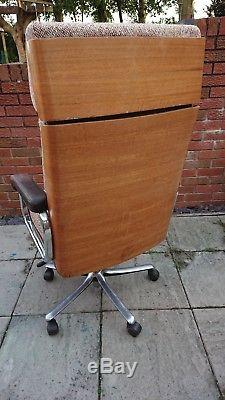 Vintage Mid 20th Century chair. Sought after design by Gordon Russell
