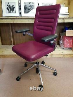 Vitra AC 3 Leather Office Chair