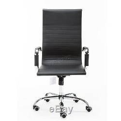 WestWood Home Computer Office Desk Chair Faux Leather PU Swivel High Back OC12