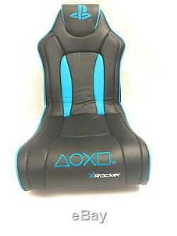 X-Rocker Genesis Official Licensed PlayStation Gaming Chair for All Boxes RH58